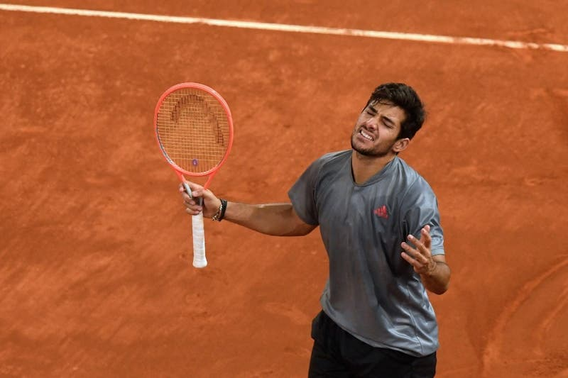 Cristian Garín anuncia su retiro del ATP de Ginebra