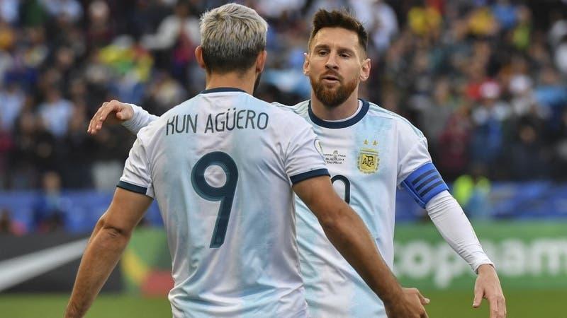 Con Messi y Martínez a la cabeza: Argentina revela nómina para enfrentar a Chile por clasificatorias