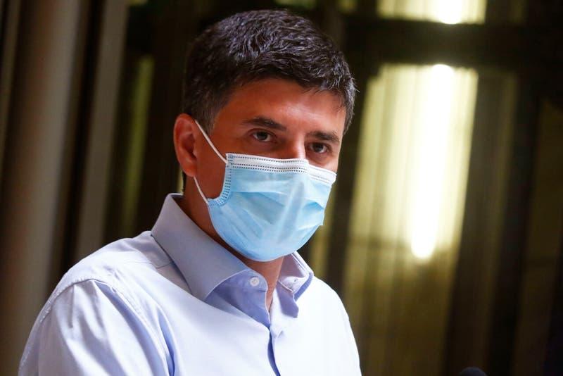 Marcelo Díaz baja su candidatura presidencial