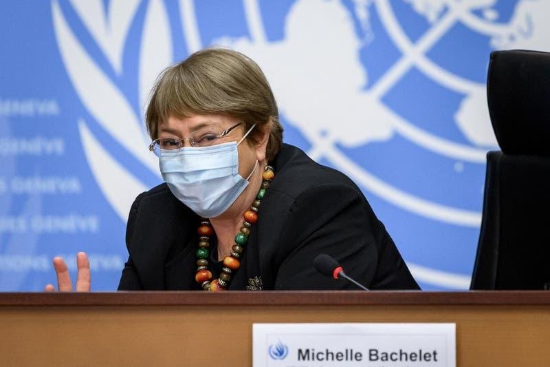 """Ex Presidenta Bachelet: """"Me sumo a la alegría por la votación para formar una Constituyente"""""""