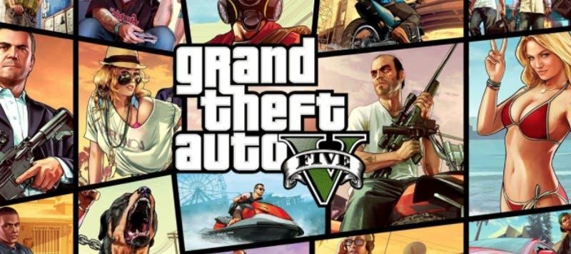 Revelan fecha de estreno de GTA V para PS5 y Xbox series