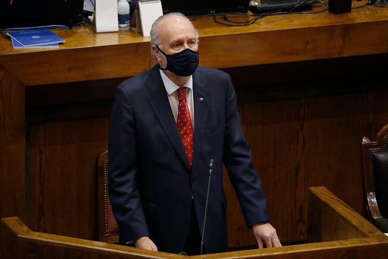 [EN VIVO] Cámara de Diputados interpela a ministro de Defensa Blado Proukurica