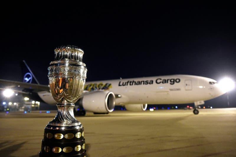 Argentina dispuesta a ser único organizador de Copa América