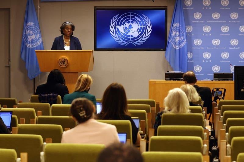 EEUU vuelve a bloquear en la ONU una declaración en común del consejo sobre Israel y los palestinos