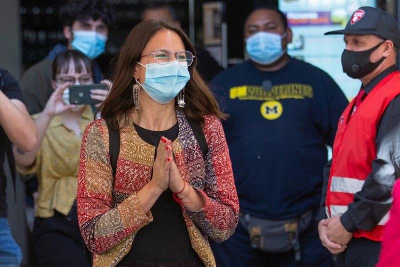 AFP destaca victoria de Irací Hassler en Santiago