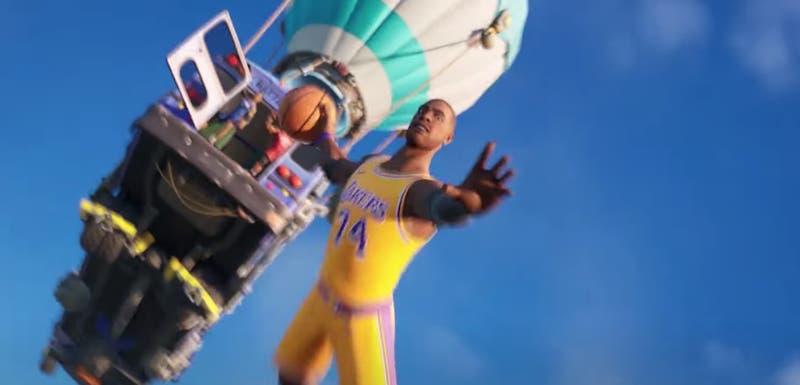 La NBA y Fortnite se unen para la nueva temporada