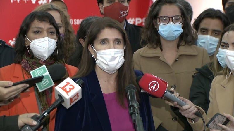 Narváez acusa veto del PC y el Frente Amplio y descarta ir a primaria con bloque de izquierda