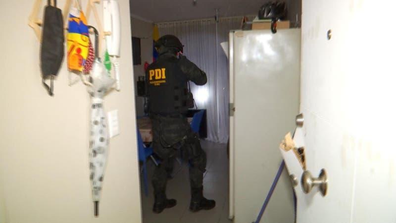 Edificio de la droga: 44 departamentos allanados por la PDI