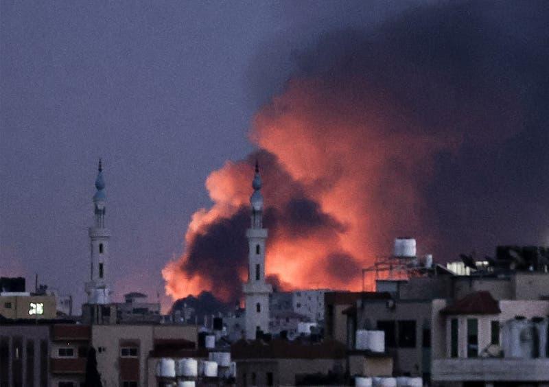 Cese al fuego entre Israel y Hamás: 230 muertos y 52 mil palestinos desplazados tras bombardeos