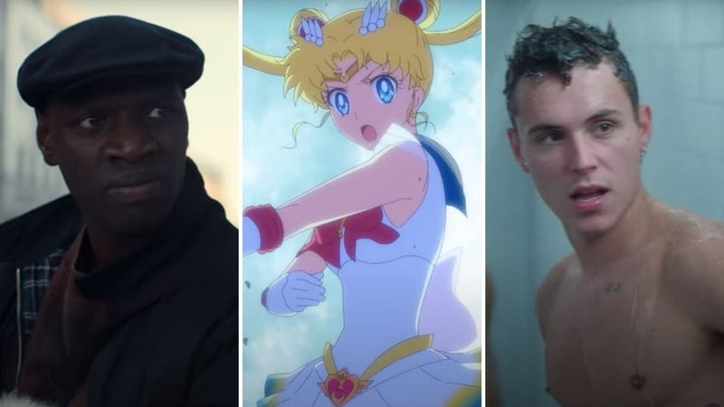 Con Lupin, Élite y Sailor Moon a la cabeza: Los estrenos de Netflix para junio de 2021