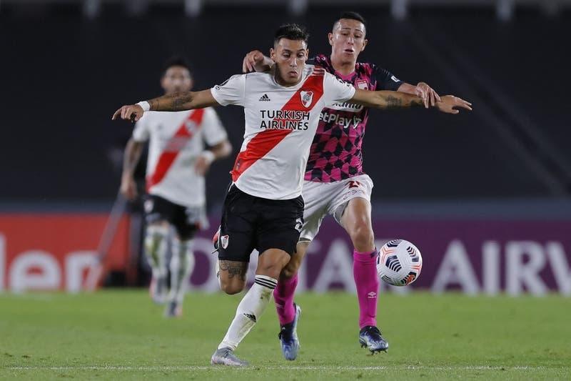 River sumó dos casos de covid y cuenta con sólo 9 jugadores para disputar la Libertadores