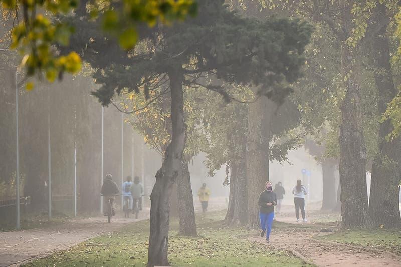 [VIDEO] Este domingo podría registrarse el amanecer más frío del año