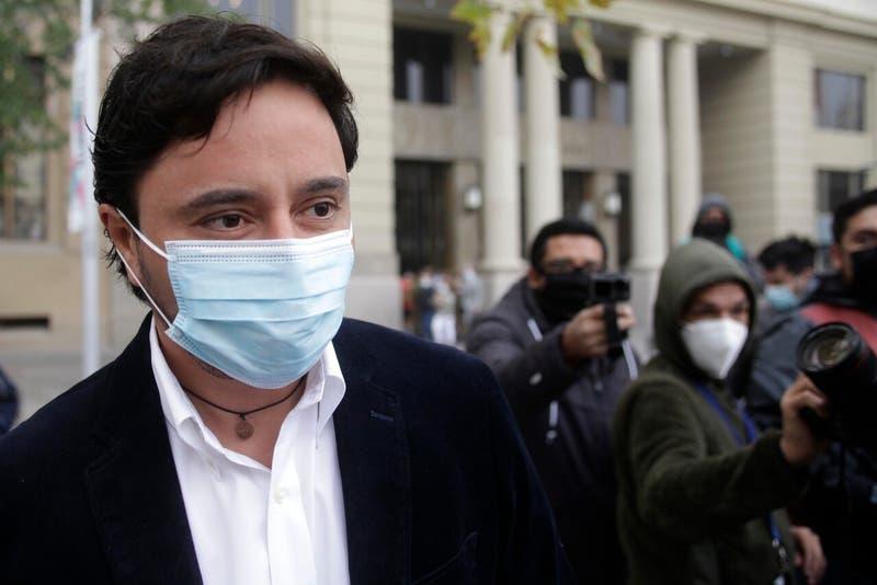 [VIDEO] Rodolfo Carter, vocero de Lavín, tensiona a candidatos de Chile Vamos