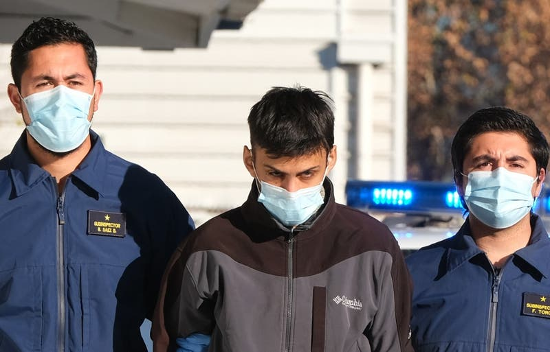 Presunto asesino de El Bosque será formalizado por delito sexual en contra de la menor de 14 años