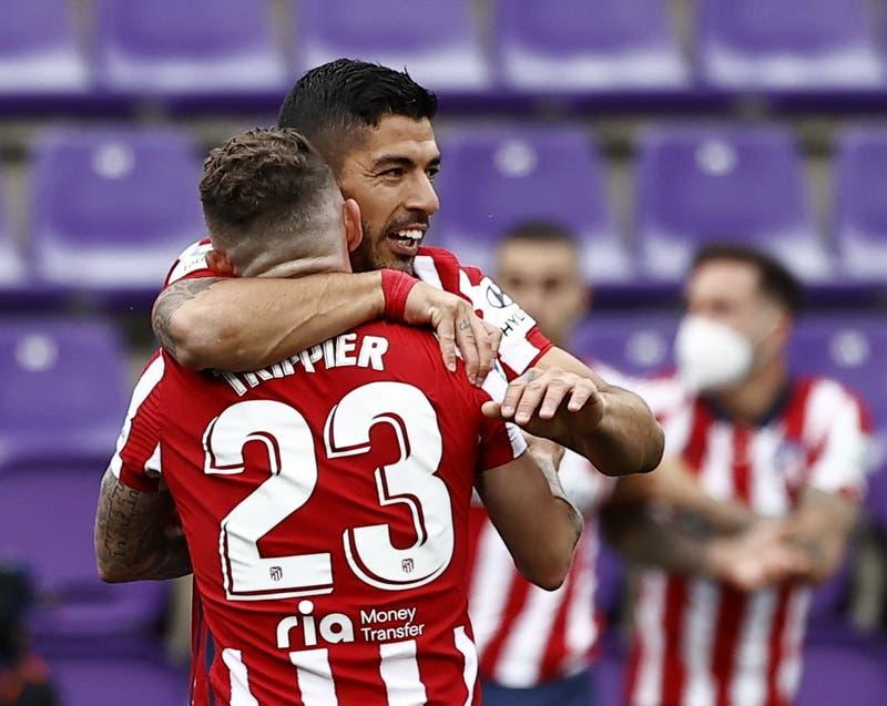 """Suárez, emocionado, envía mensaje al Barca: """"Me menospreciaron y el Atlético me abrió las puertas"""