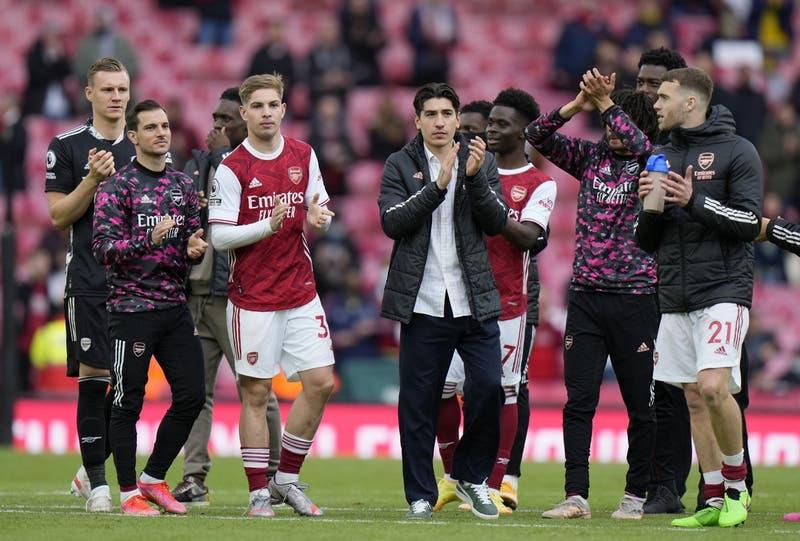 El Arsenal confirma su ocaso: No jugará competiciones europeas por primera vez en 26 años