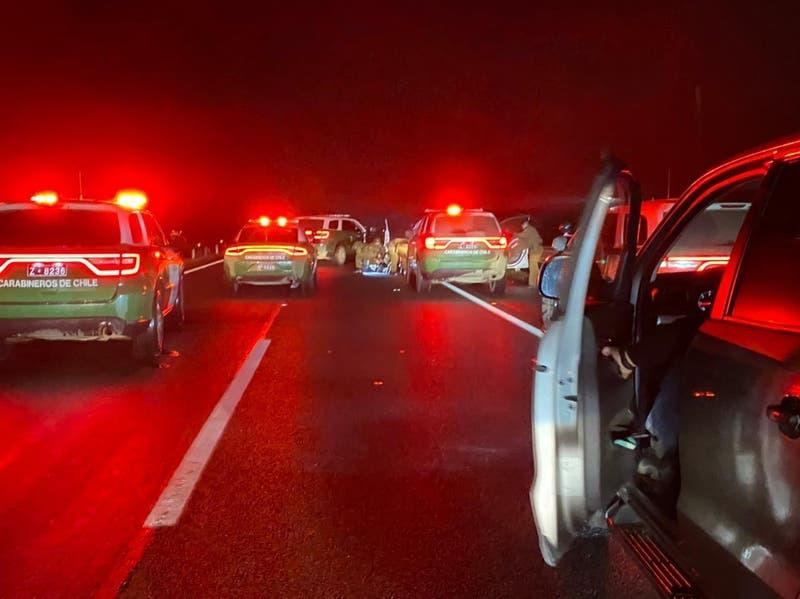 Voluntario del cuerpo de Bomberos de Osorno fue víctima de portonazo: vehículo fue recuperado