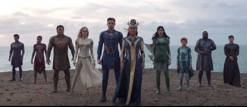 Eternals: La mega-película de Marvel tiene trailer
