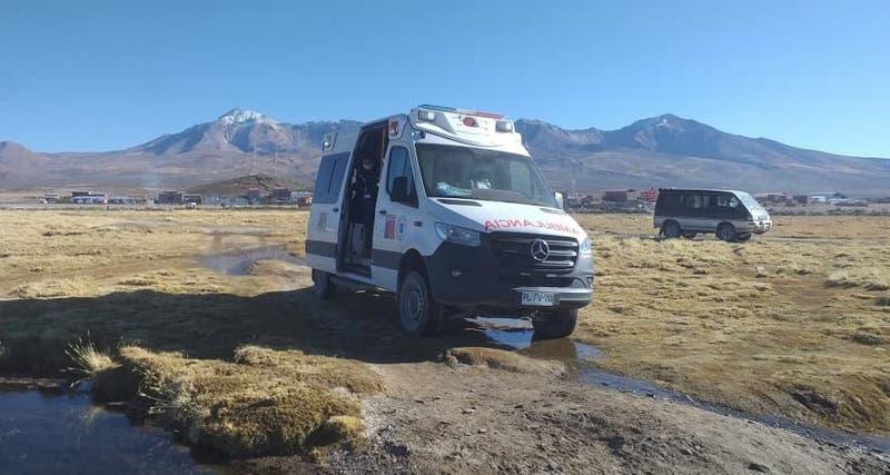 Mujer migrante muere en la ciudad fronteriza de Colchane