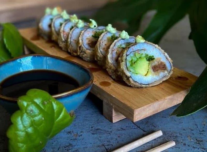 """""""Yasai Vegan Sushi"""": El emprendimiento destacado de la semana en #EmprendedoresWork/Café"""