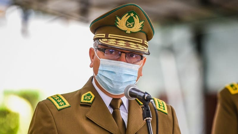 """Ricardo Yáñez por asesinato de sargento Benavides: """"Matar a un carabinero es matar a la patria"""""""