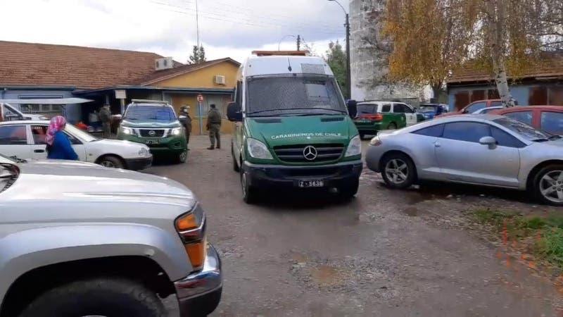 Decretan arraigo nacional para dos detenidos en el radio del asesinato a carabinero en Collipulli