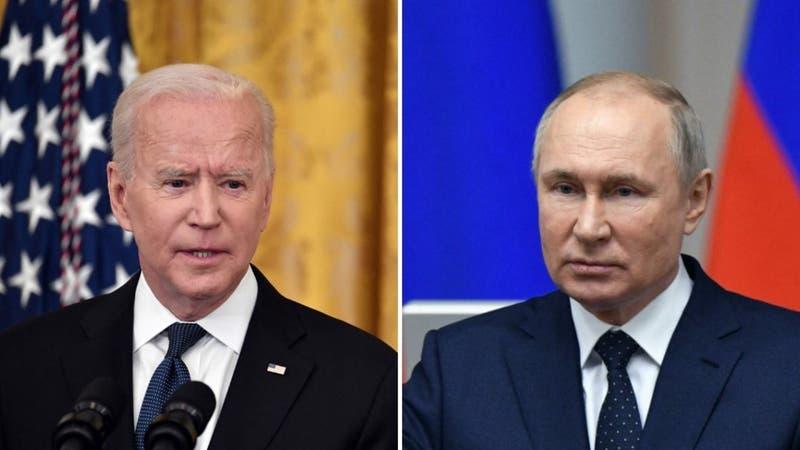 Joe Biden y Vladimir Putin celebrarán su primera cumbre en junio