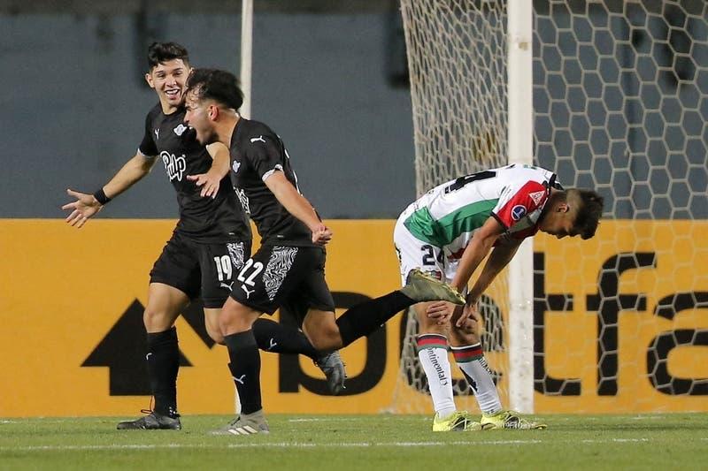 Palestino termina su participación en Copa Sudamericana con derrota ante Libertad