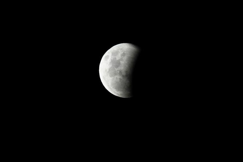 [EN VIVO] Sigue la transmisión del eclipse lunar total (y que esta vez incluye súper luna)