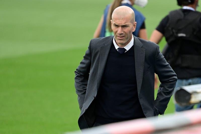 Prensa europea asegura que Zinedine Zidane deja el Real Madrid