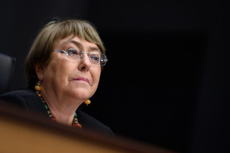 "Michelle Bachelet: ""Bombardeos israelíes en Gaza pueden ser 'crímenes de guerra'"""