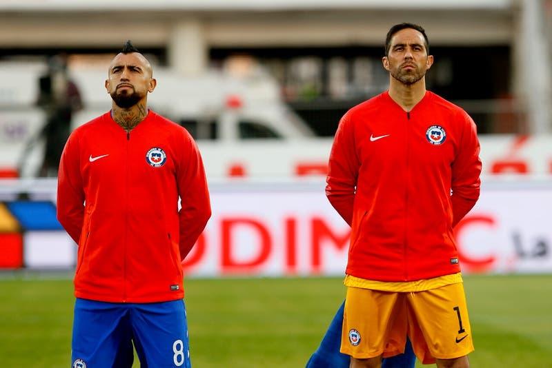 La Roja mantiene su ranking FIFA de cara a las Clasificatorias y la Copa América