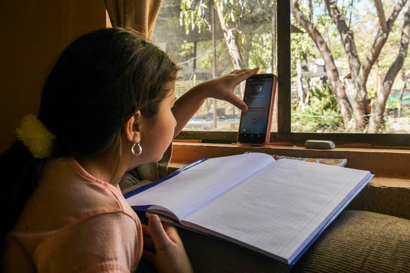 Estudio sostiene que un 68% considera que sus hijos han aprendido menos con la educación a distancia