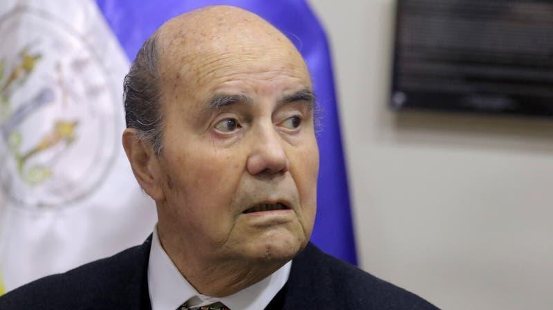 Muere a los 88 años Patricio Rojas, ex ministro de Frei Montalva y Aylwin