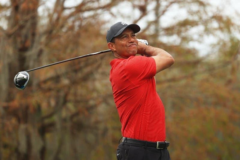 """Tiger Woods reconoce que hoy su objetivo número uno es """"caminar por mí mismo"""""""