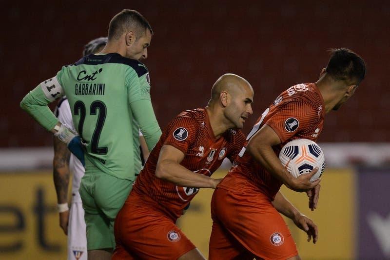 Unión La Calera termina su participación en Copa Libertadores con caída ante Liga de Quito