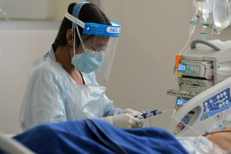 """Confirman primer caso de """"hongo negro"""" en paciente COVID en Chile"""