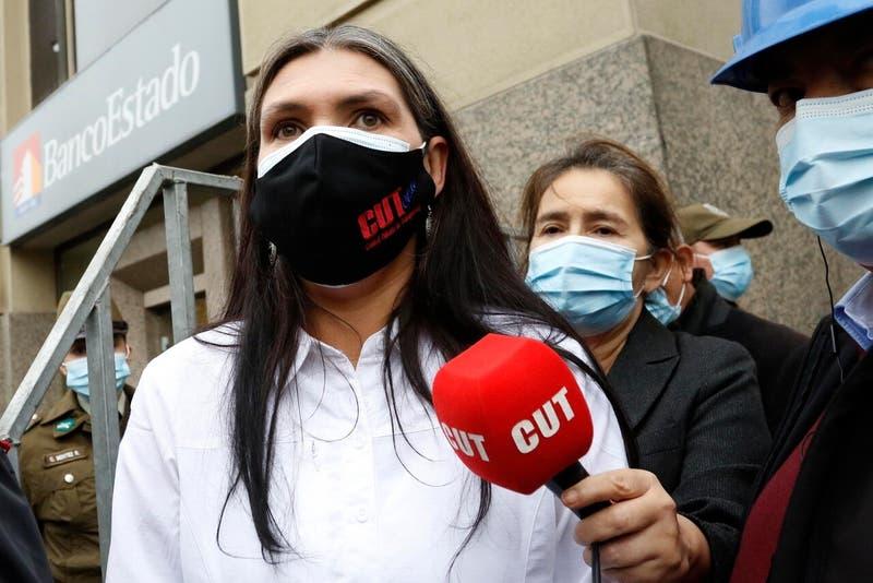 Lista B se impone en elecciones de la CUT y Bárbara Figueroa podría dejar la presidencia tras 9 años