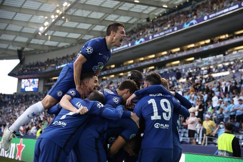 Chelsea fue superior al Manchester City y se consagró campeón de la Champions League