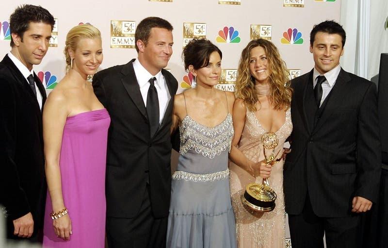 Ross y Rachel, de la serie Friends, aseguran que estaban enamorados en la vida real