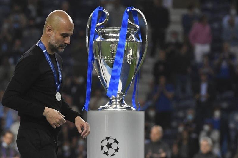 """Guardiola, resignado tras perder la Champions: """"Hemos hecho una temporada excelente"""""""