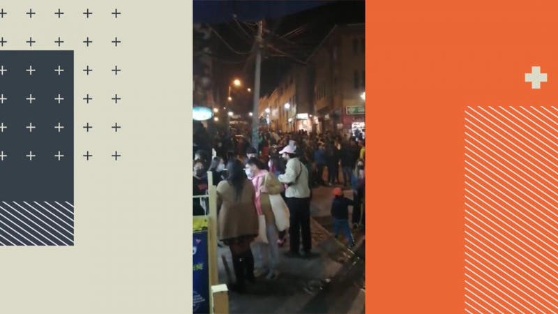 [VIDEO] Masiva celebración callejera en Valparaíso