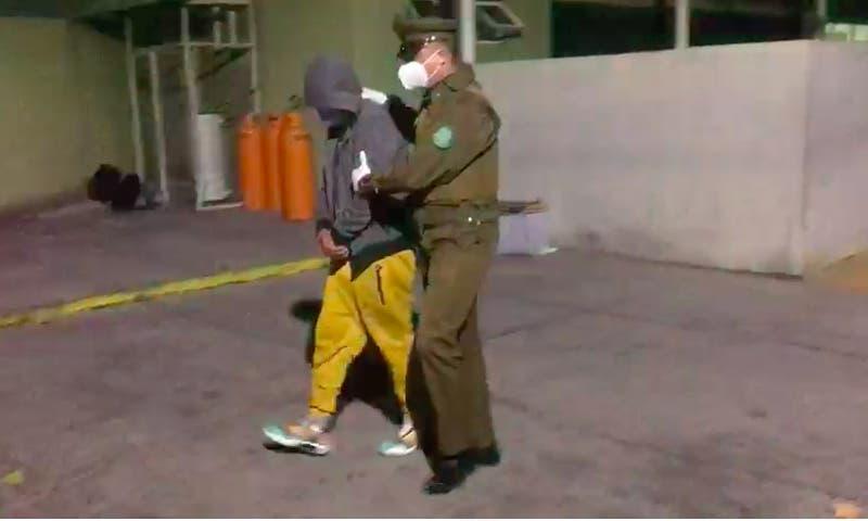 Detienen a hombre que hirió a bala a una niña de tres años en Puente Alto