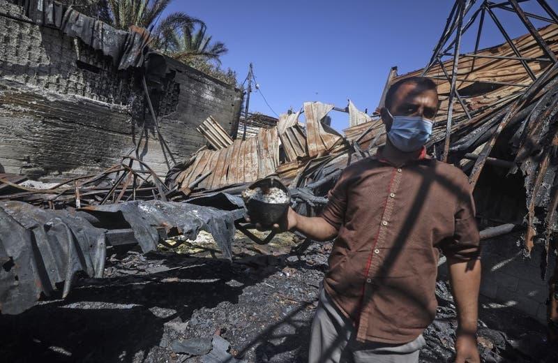 Egipto inicia mediaciones para terminar el conflicto Palestino-Israelí y reconstruir Gaza