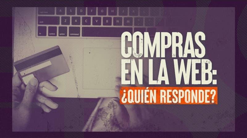 ReportajesT13: Compras en la web, ¿Quién responde?