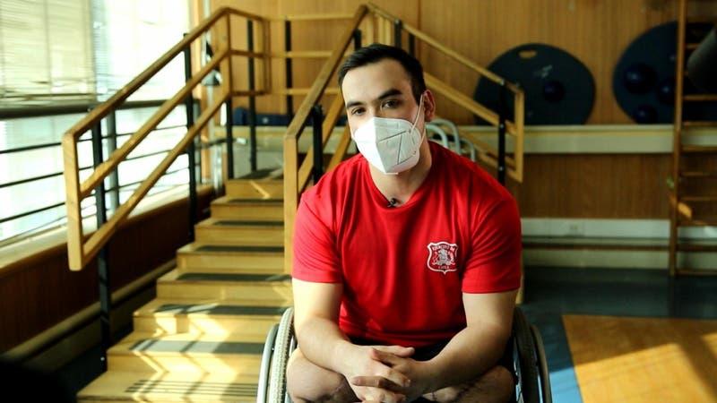 [VIDEO] La increíble historia de Brayan Castillo, el militar que volvió a caminar