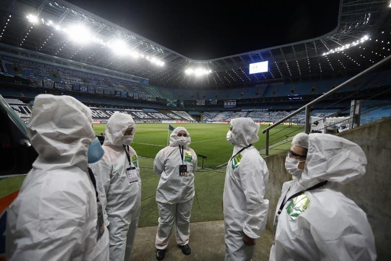 El crudo escenario en Brasil por el COVID-19 a dos semanas de la Copa América