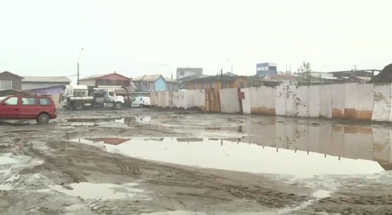 Lluvias en el sur: Al menos 14 casas se inundaron por colapso de planta elevadora en Lota