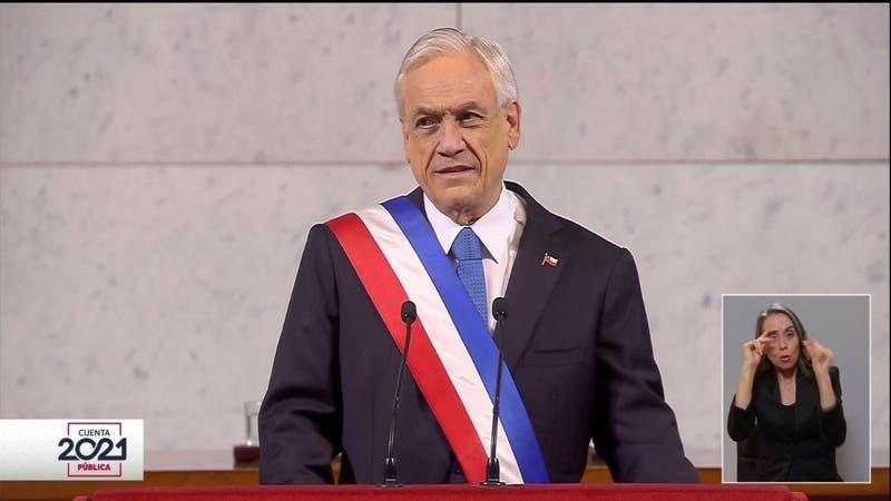 """Piñera y rol en pandemia: """"Sin duda nos hemos equivocado. Muchos sintieron rabia y pedimos perdón"""""""