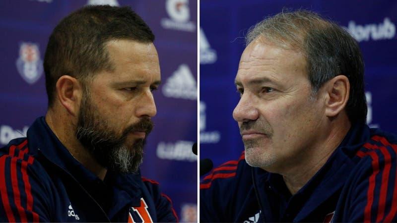 La U oficializa las salidas de Rodrigo Goldberg y Sergio Vargas de la gerencia deportiva